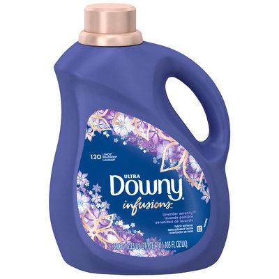 Downy® Ultra Infusions Lavender Serenity Liquid Fabric Softener 103 fl. oz. Plastic Jug