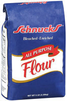 Schnucks All Purpose Bleached Enriched Flour