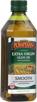 Pompeian® Imported Smooth Extra Virgin Olive Oil 16 fl. oz. Bottle