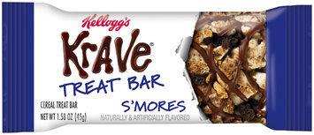 Krave® S'mores Treat Bar 1.58 oz. Wrapper