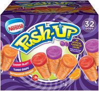 Nestlé Push-Up Cherry/Grape/Orange Frozen Dairy Dessert Pops 32 ct Box