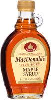 MacDonald's™ 100% Pure Maple Syrup 8.5 fl. oz. Bottle