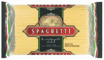 Springfield  Spaghetti 5 Lb Bag