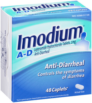 Imodium® A-D Anti-Diarrheal Caplets 48 ct Box