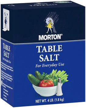 Morton® Table Salt 4 lb.