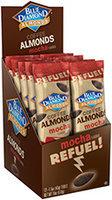 Blue Diamond® Almonds Mocha 12-1.5 oz. Bags