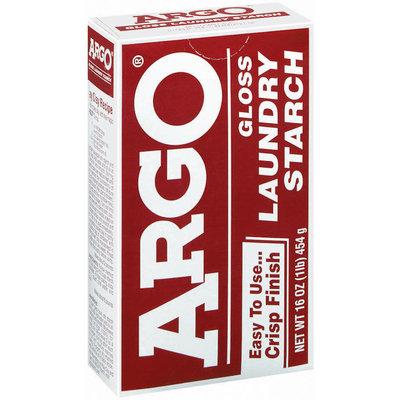Argo Gloss Laundry Starch 16 Oz Box