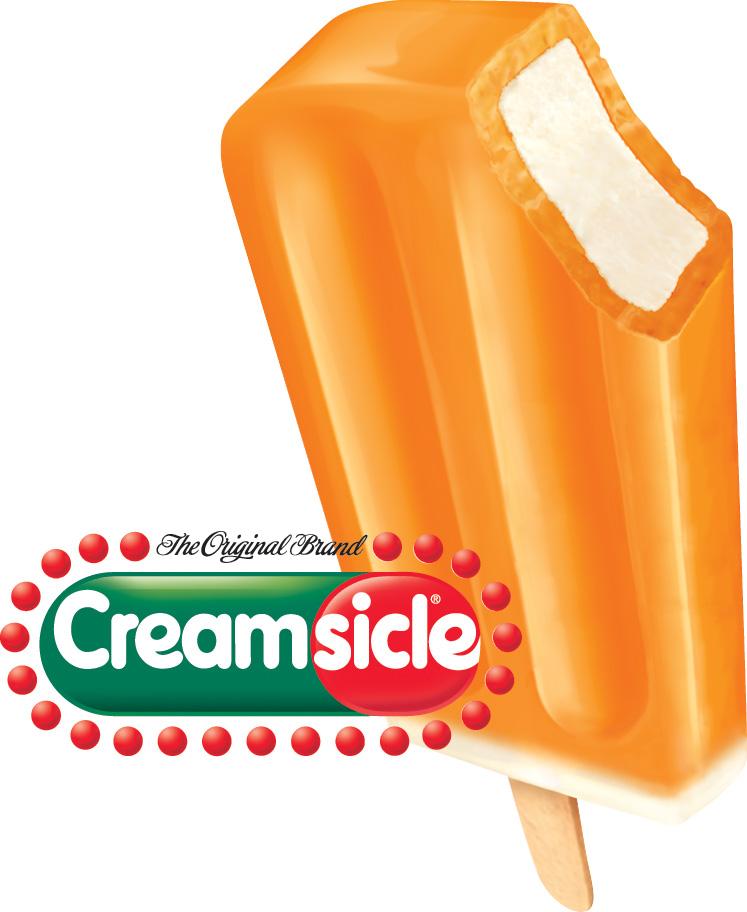 Creamsicle Creamsicle Bar Single Serve Novelty
