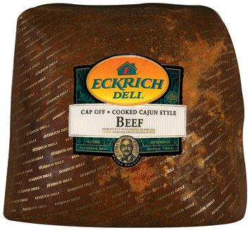 Eckrich Cap Off Cajun Style Roast Beef Deli - Roast Beef