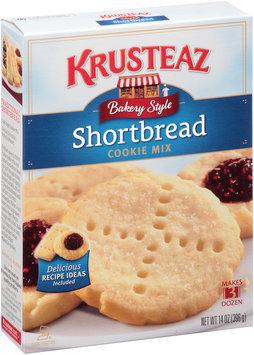 Krusteaz® Bakery Style Shortbread Cookie Mix 14 oz. Box