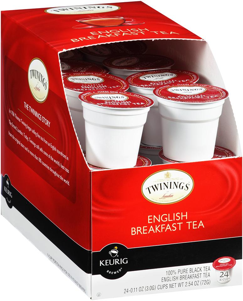 Twinings® English Breakfast Tea K-Cup 24 ct.