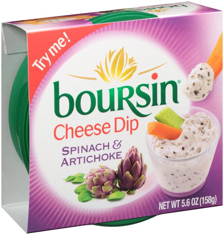 Boursin® Spinach & Artichoke Cheese Dip