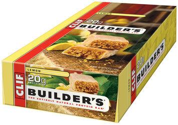 CLIF Builder's® Lemon Protein Bars 12 ct Box