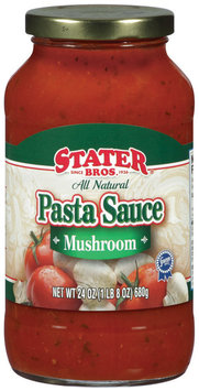 Stater Bros.® Mushroom Pasta Sauce 24 oz Jar