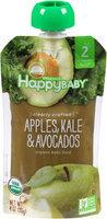Happy Baby® Organics Apples, Kale & Avocados 32 oz. Box