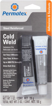 Permatex® 14600 Cold Weld 2-1 oz. Tubes