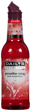 Daily's® Cocktails Non-Alcoholic Grenadine Syrup 33.8 fl. oz. Bottle