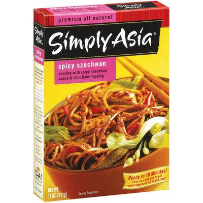 Simply Asia SA Spicy Szechwan Noodle Noodles & Sauce 11 Oz Box
