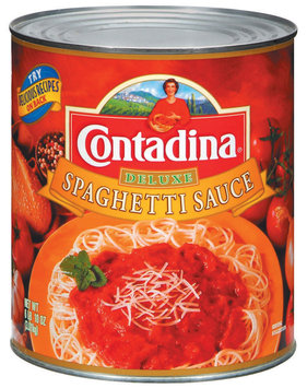 Contadina Club Pack Spaghetti Sauce 106 oz. Can