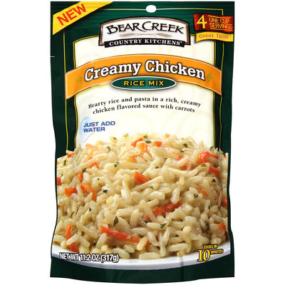 Bear Creek Country Kitchens® Creamy Chicken Rice Mix 11.2 oz.