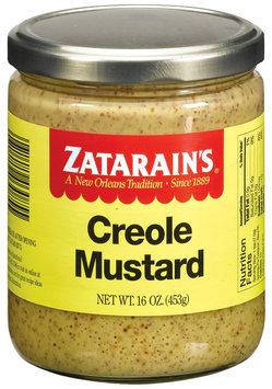 Zatarain's® Creole Mustard 16 oz. Jar