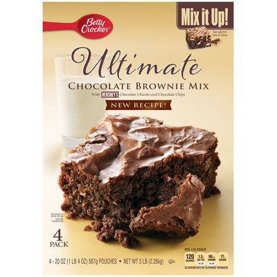 Betty Crocker™ Ultimate Chocolate Brownie Mix