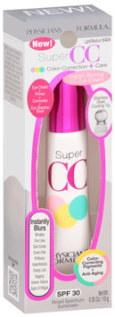 Physicians Formula® Super CC 6404 Light/Medium Color-Correction + Care Instant Blurring Eye Cream 0.35 oz. Box