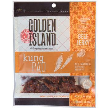 golden island™ kung pao beef jerky