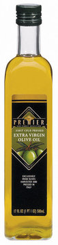 Haggen Premier Extra Virgin Olive Oil 17 Oz Glass Bottle
