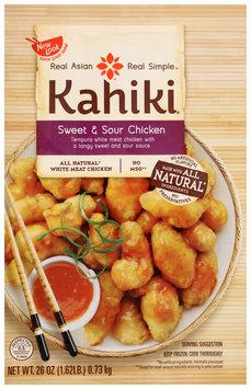 Kahiki® Sweet & Sour Chicken Frozen Entree 26 oz. Bag