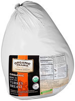 Organic Prairie® Organic Bone In Skin On Turkey Breast