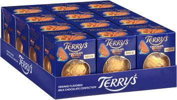 Terry's Milk Chocolate Orange 12-5.53 oz. Boxes