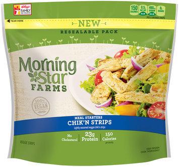 morningstar farms® meal starters® chik'n strips