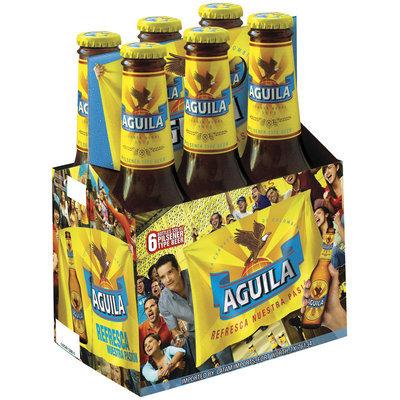Aguila Secondary Pack 12 Oz Beer 6 Pk Bottles