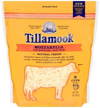 Tillamook® Shredded Mozzarella Cheese