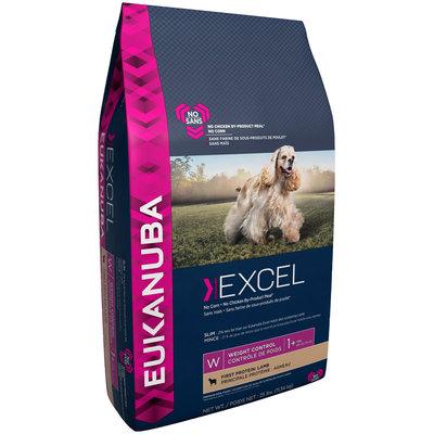 Eukanuba Excel Adult Weight Control Lamb Dog Food 25 lb. Bag