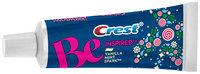 Crest Be Inspired Vanilla Mint Spark Flavor Toothpaste