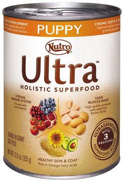 Nutro® Ultra™ Puppy Chunks in Gravy Dog Food 12.5 oz. Can