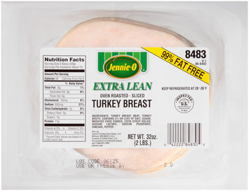 Jennie-O® Extra Lean Oven Roasted Turkey Breast 32 oz. Packet