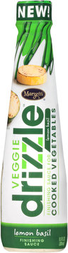 Marzetti® Veggie Drizzle™ Lemon Basil Finishing Sauce 9.5 fl. oz. Bottle