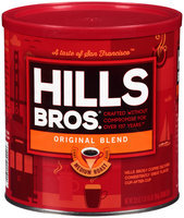 Hills Bros.® Original Blend Medium Roast Ground Coffee