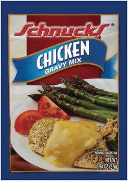 Schnucks Chicken Gravy Mix .94 Oz Packet