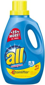All® Stainlifter™ Detergent 62.5 fl. oz. Jug