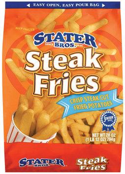 Stater Bros. Steak Fries 28 Oz Bag