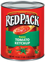 RedPack Fancy Tomato Ketchup 115 Oz Can