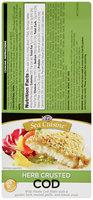 High Liner® Sea Cuisine™ Herb Crusted Cod