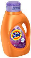 Tide Plus Febreze Freshness™ Spring & Renewal Scent Liquid Laundry Detergent 40 fl. oz. Bottle