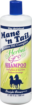 Straight Arrow® Mane 'n Tail® Olive Oil Complex Herbal Gro Shampoo 27.05 fl. oz. Bottle
