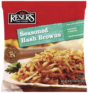 Reser's Cut Potatoes Seasoned Hash Browns