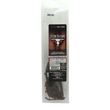Runnin' Wild Foods Runnin Wild Foods 5850018 Steak N A Bag Thick Cut Hickory Pepper